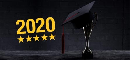 Nos Masters et Mastères récompensés !  Classement Eduniversal 2020