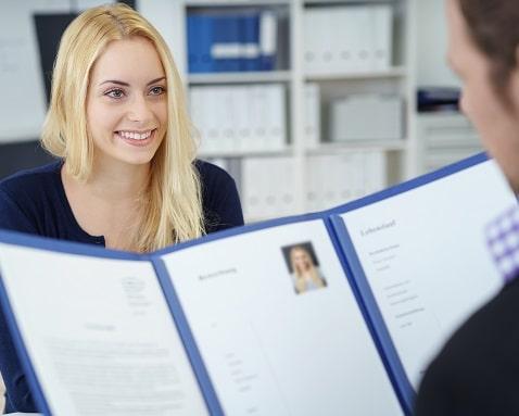 Réussir son entretien d'embauche en Entreprise course image
