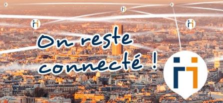 RESTONS CONNECTES POUR L'APPRENTISSAGE !