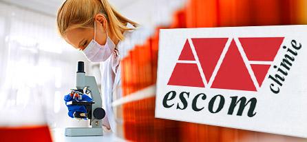 Deux nouvelles formations en apprentissage avec l'ESCOM Chimie