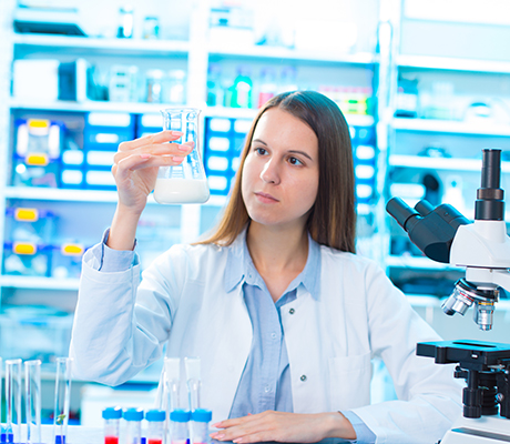 Apprenti Analyses microbiologiques