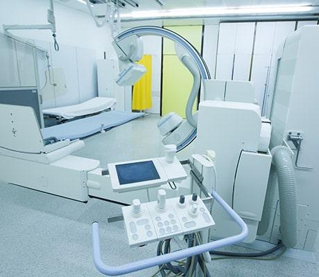 Commercial terrain – instruments médicaux